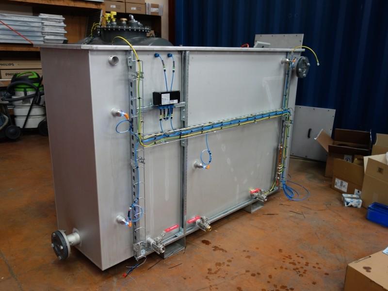 Séparateur eau/huile