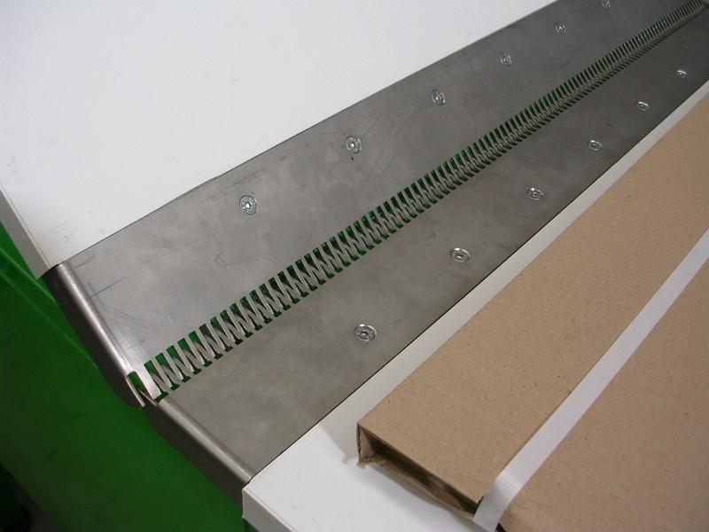 Ensemble de tables pour l'aménagement d'un poste d'emballage