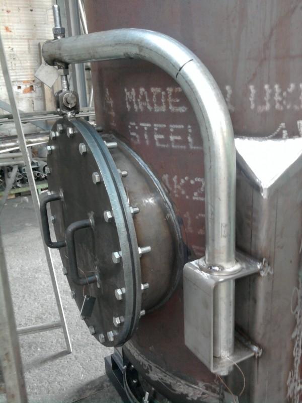 Corps de filtres acier