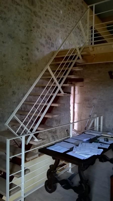 """Escalier intérieur métallique """"Ethier"""""""
