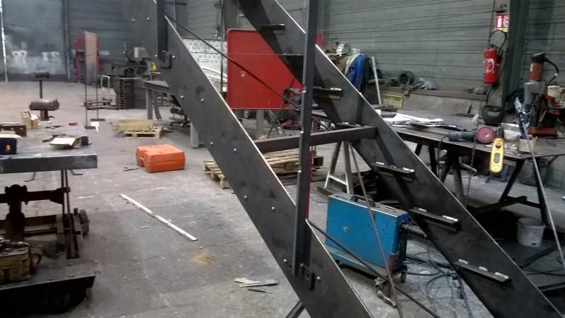 Fabrication en cours