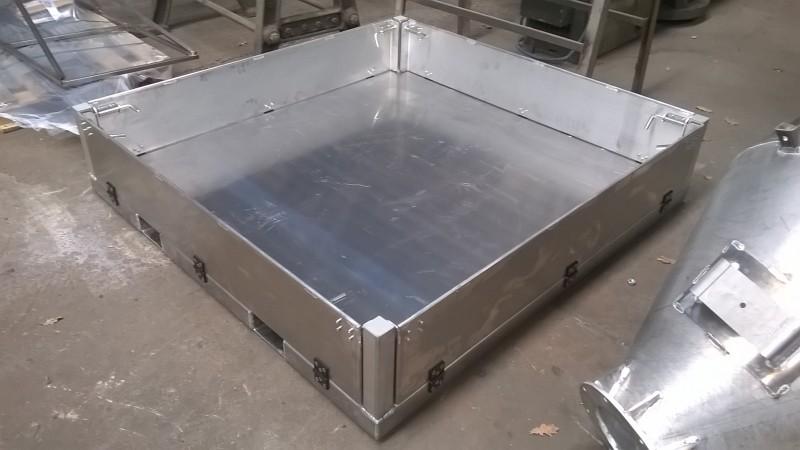 Chaudronnerie aluminium